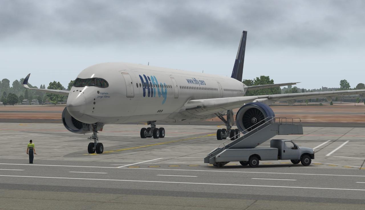 Welcome - Hi Fly Virtual